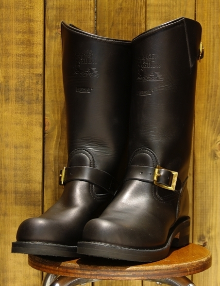 Langlitz Leathers Engineer Boots 70th Anniversary Limited Model 01.JPG