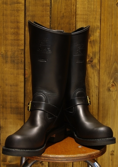 Langlitz Leathers Engineer Boots 70th Anniversary Limited Model 011.JPG