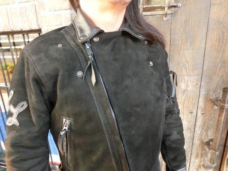 Rough-out Columbia in Black Goatskin 02.jpg